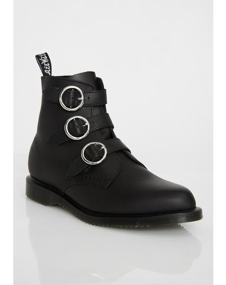 Maudie Ankle Boots