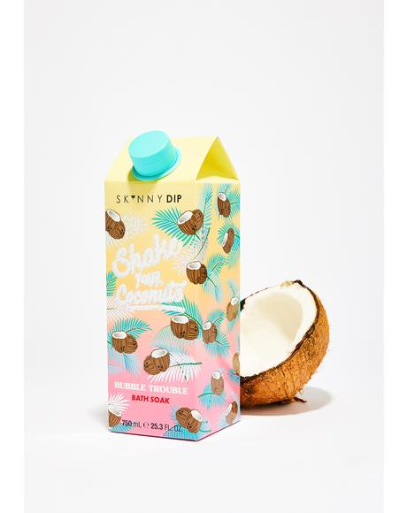 Shake Your Coconuts Bath Soak