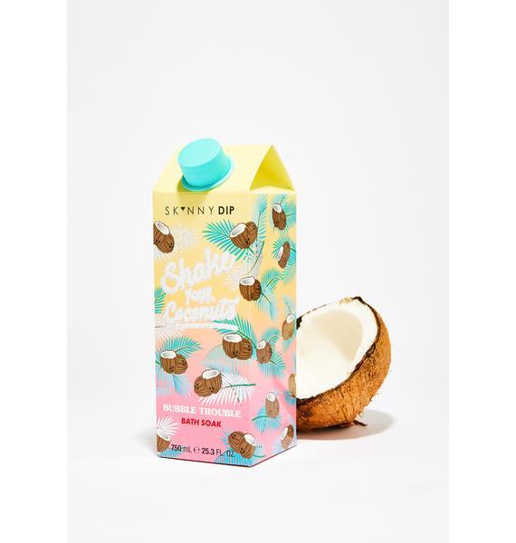 Skinnydip Shake Your Coconuts Bath Soak