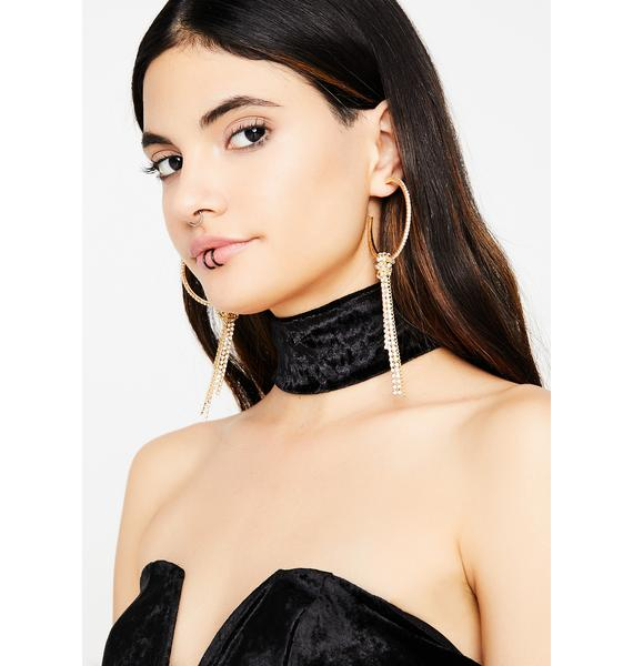 Glam On Earrings