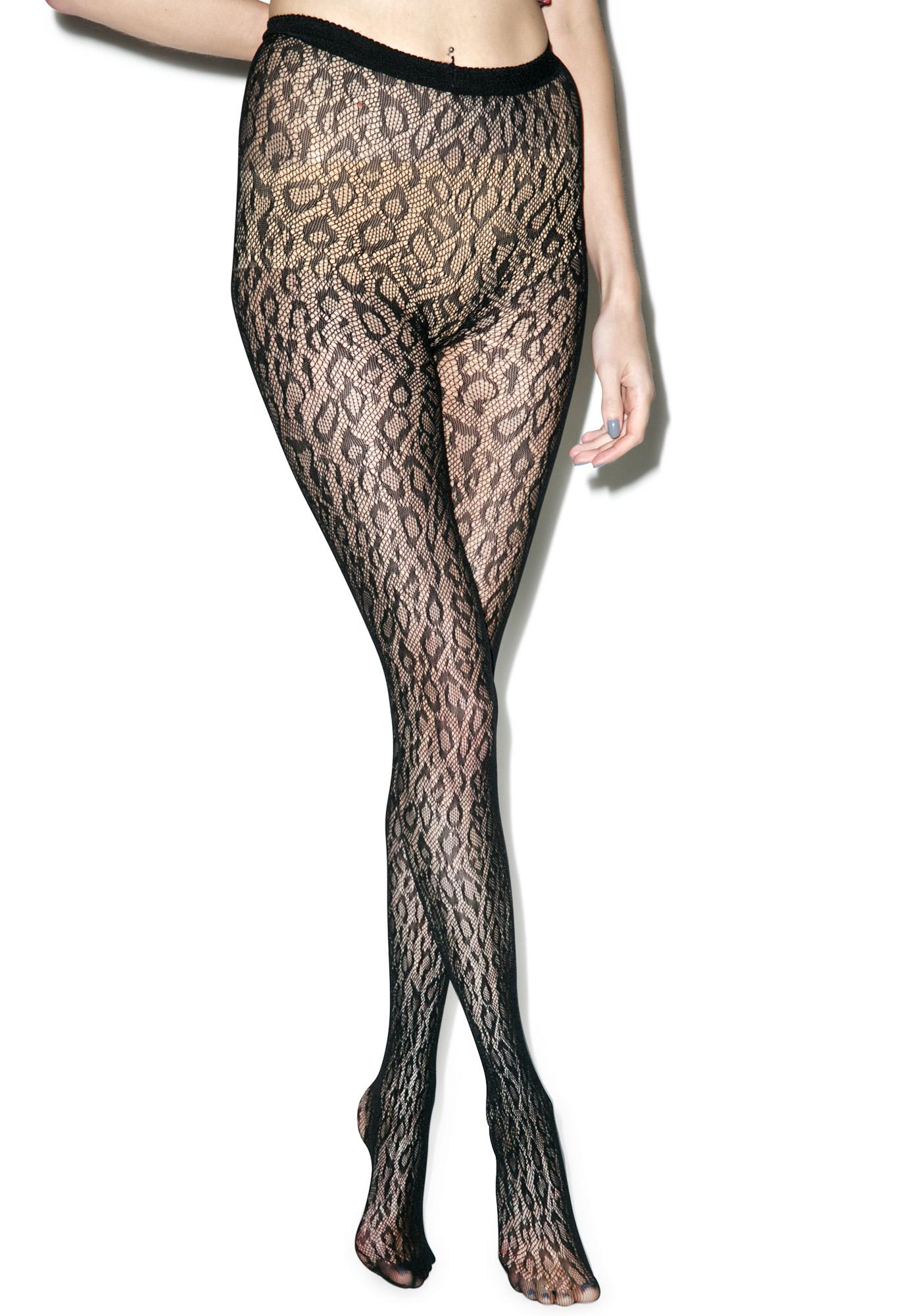 Lip Service Wild Side Tights