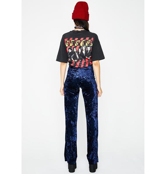 Go Deeper Velvet Pants