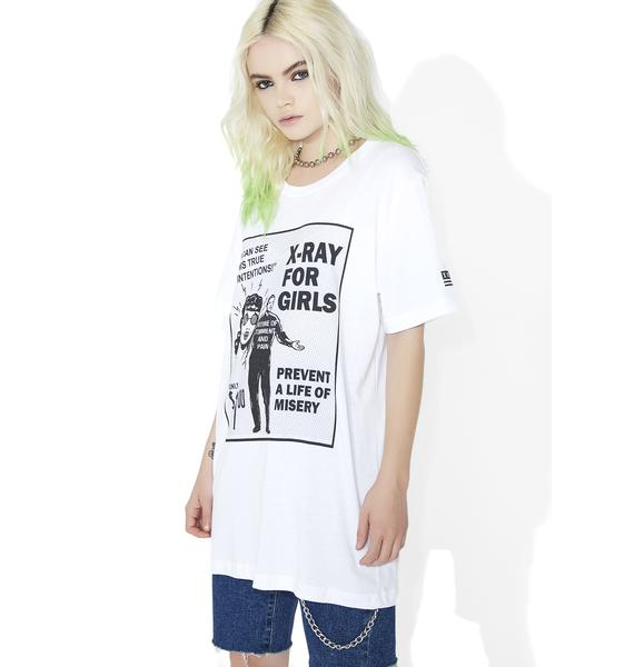 These Americans X-Ray For Girls Tee
