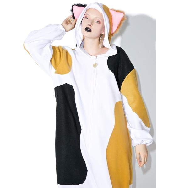 Calico Cutie Kigurumi