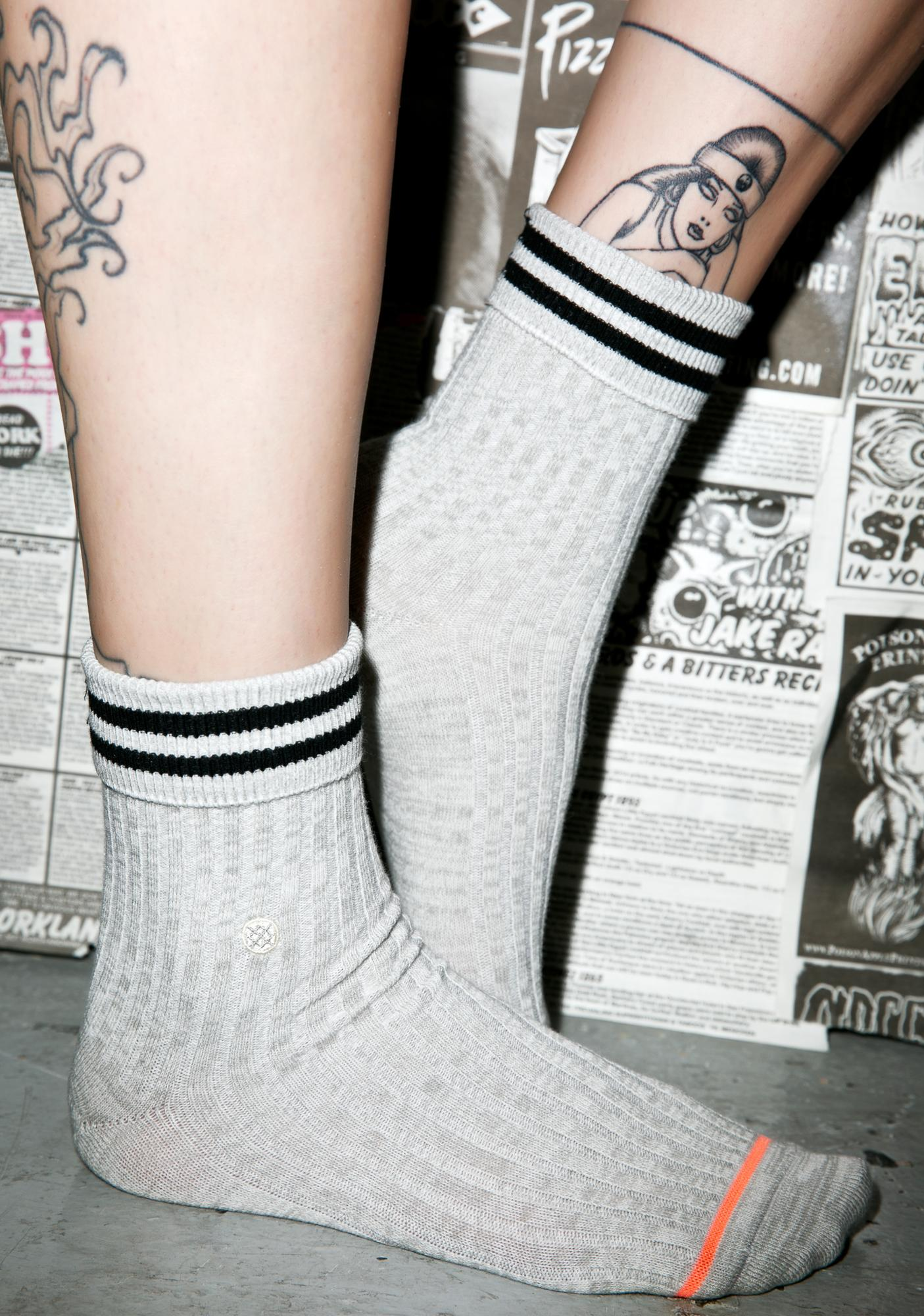 Stance Sirianna Heather Anklet Sock