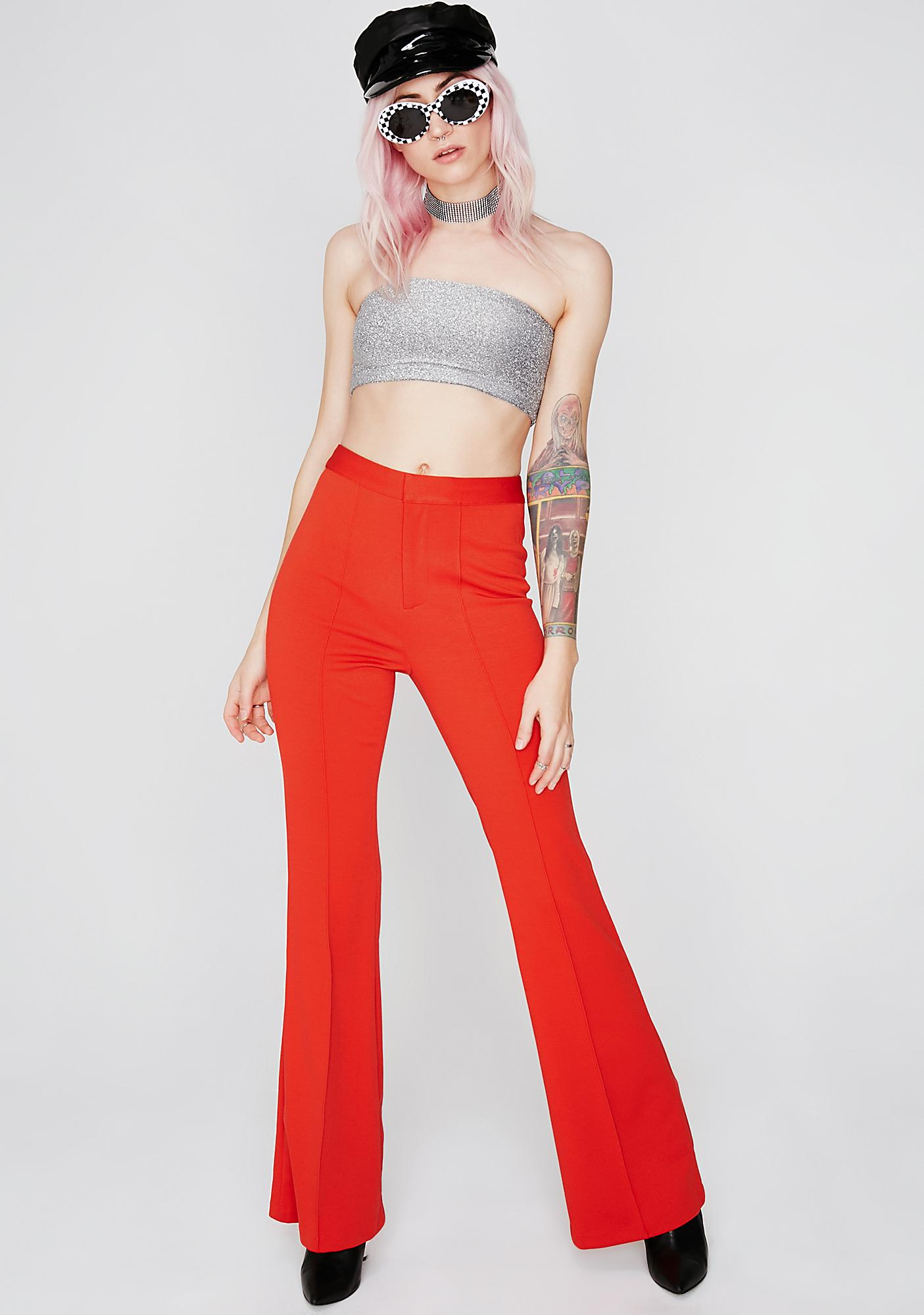 Hot Why Not Flared Pants