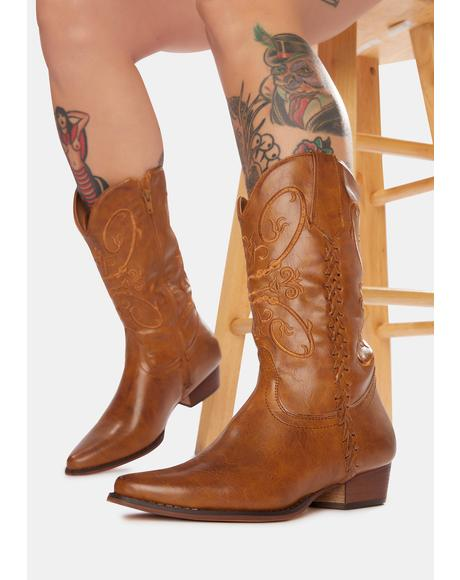 Sienna New Horizons Cowboy Boots