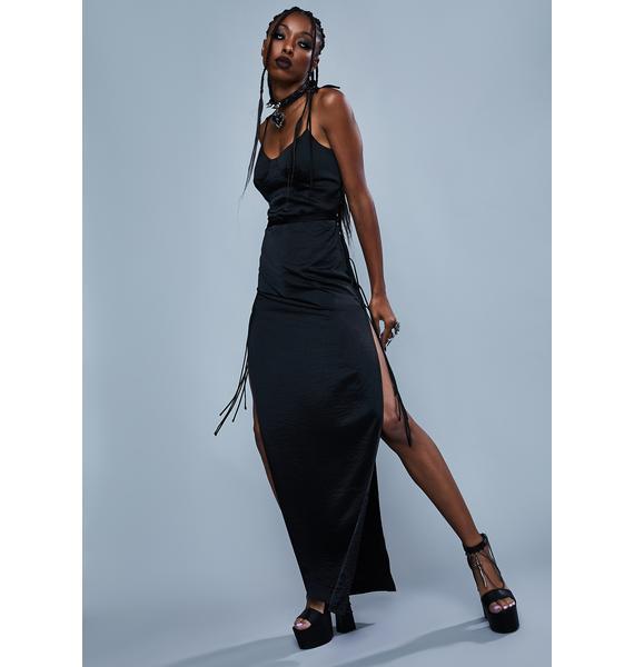 Widow Follow My Fate Maxi Slip Dress