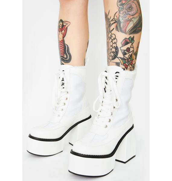 So Whatever Ankle Boots
