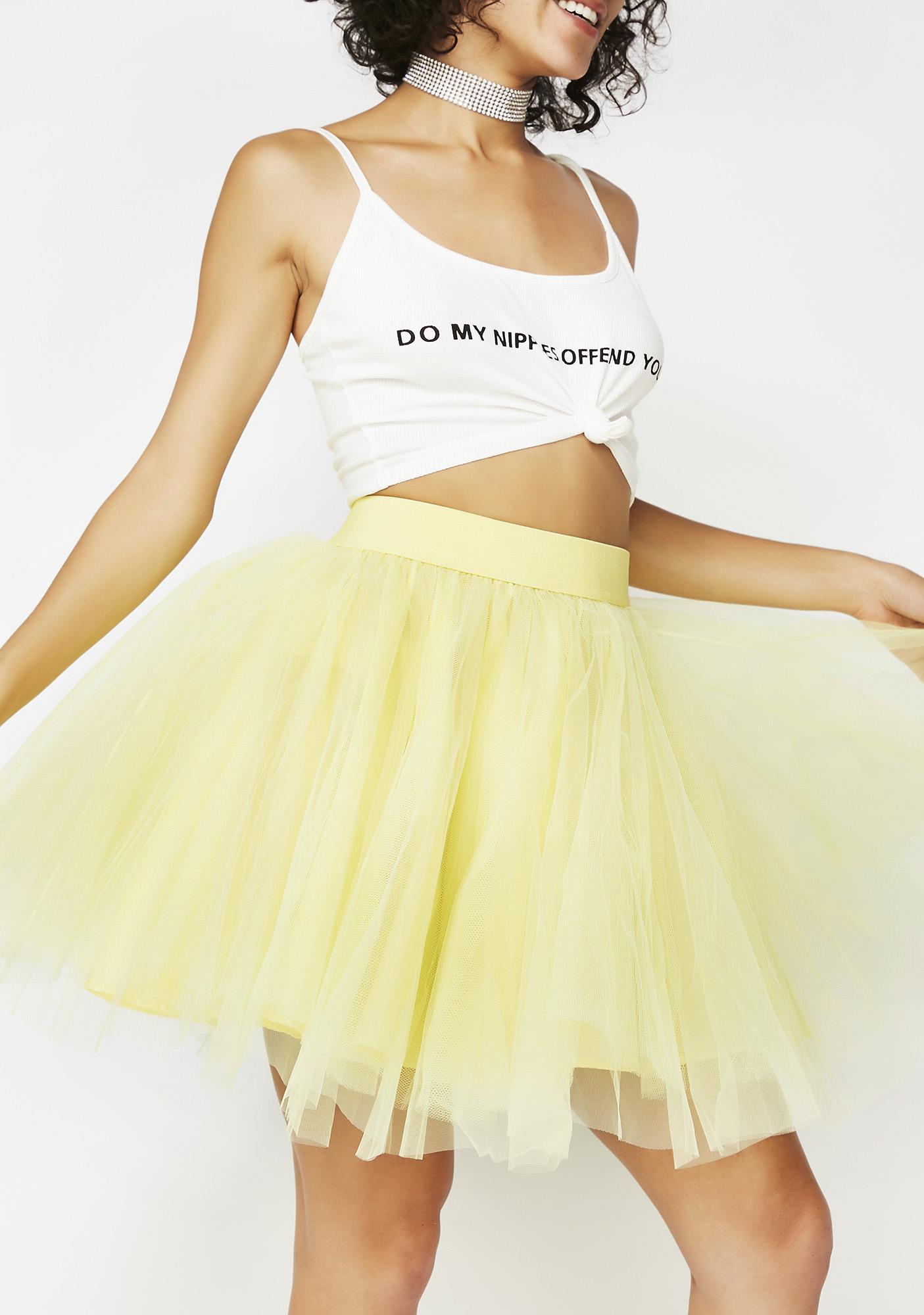 Kiki Riki Mellow Mami Tutu Skirt