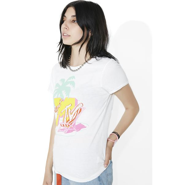 Junk Food Clothing I Want My MTV Tee
