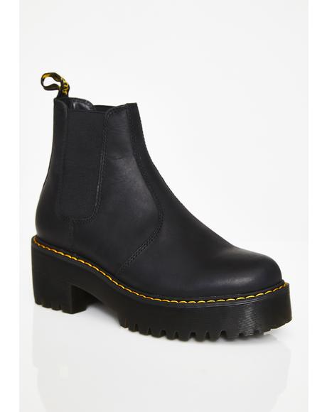 Midnight Rometty Boots
