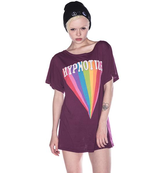 Blood Is The New Black Hypnotize Tee
