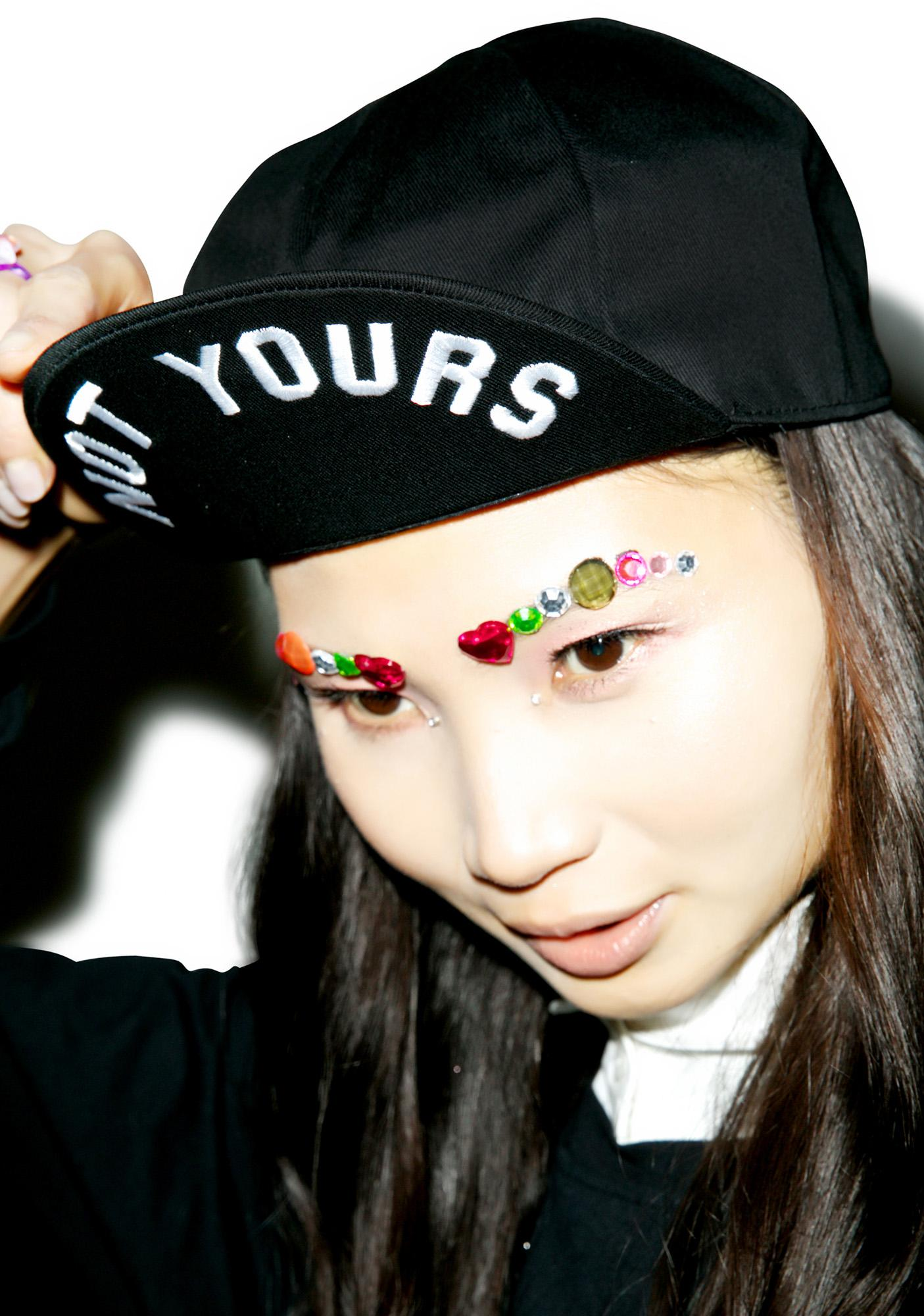 Valfré Not Yours Messenger Hat