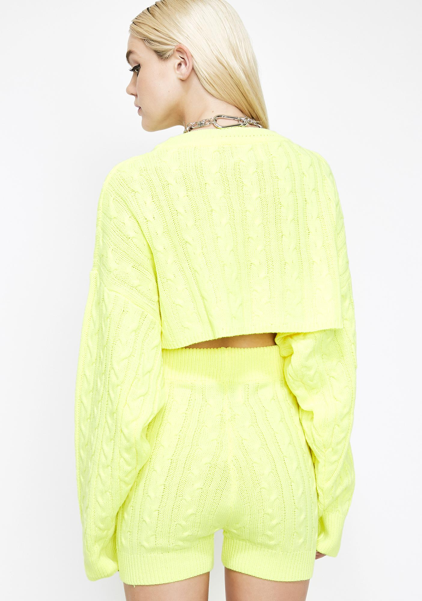 Takeover Knit Set