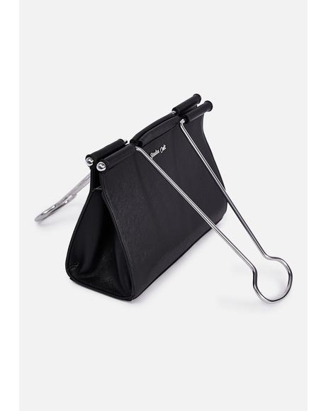 Binder Clip Bag