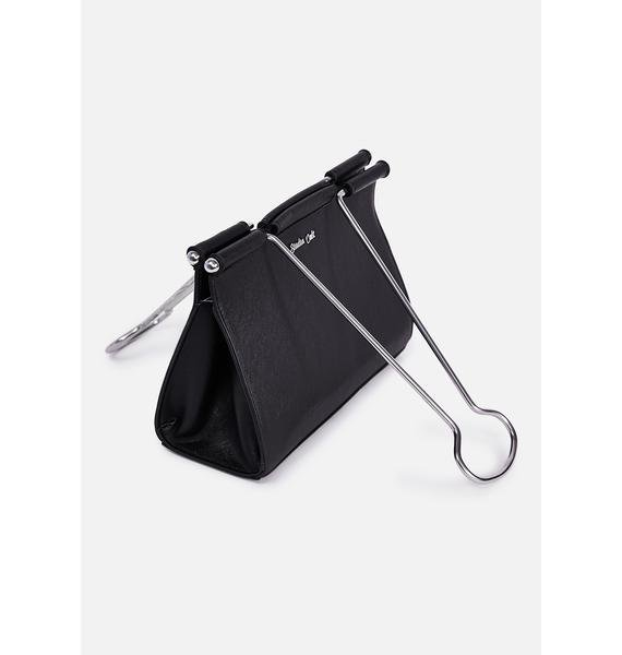 Studio Cult Binder Clip Bag