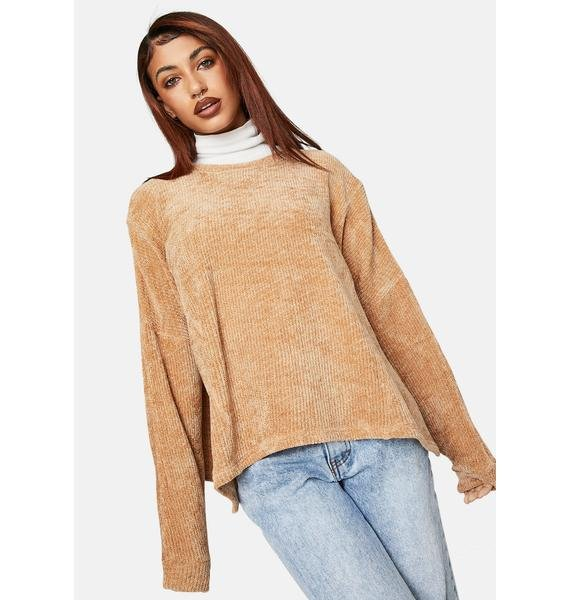 Mink Pink Soaring High Sweater