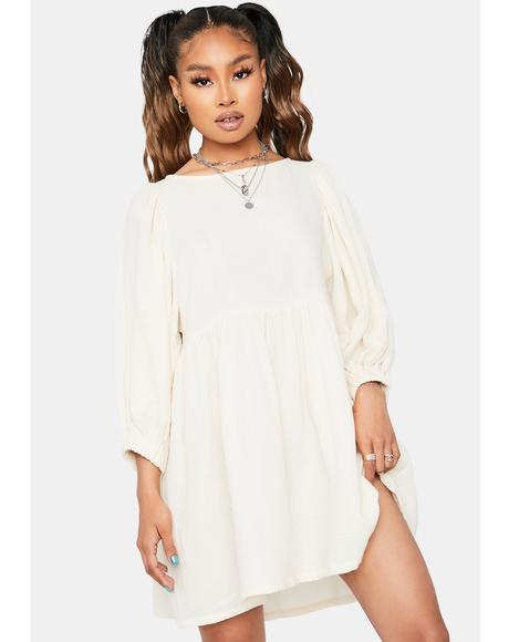 Viral Vibes Skater Dress