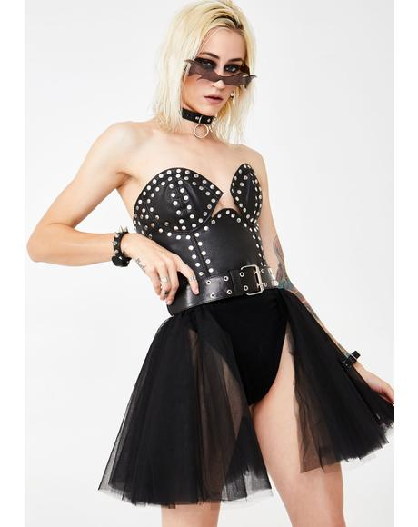 Catatonic Kitten Tulle Skirt
