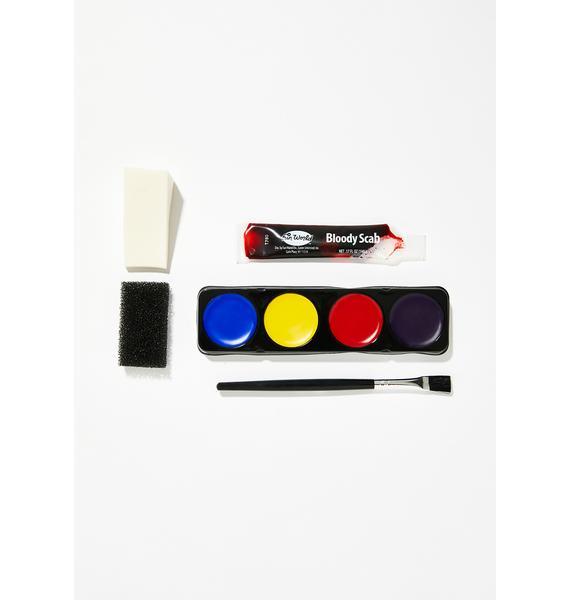 Bruised Bish Makeup Kit