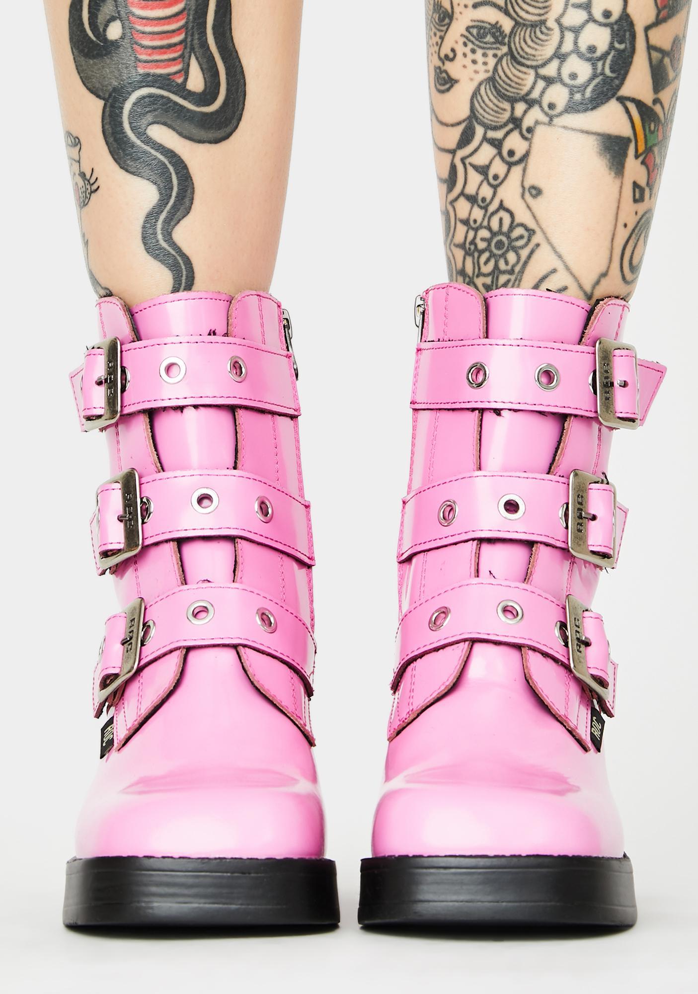 ROC Boots Australia  Indigo Ankle Boots