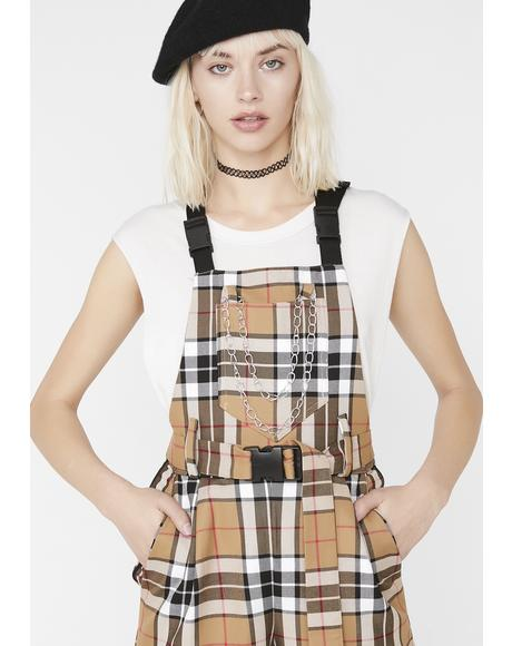 Ashley Dungarees