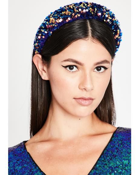 Shine Like Me Sequin Headband