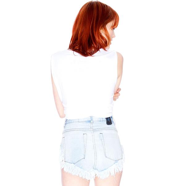One Teaspoon Dukes Shorts