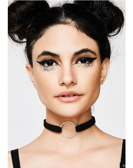 Cut Throat O-Ring Choker
