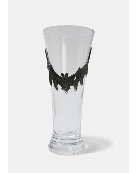 Villa Diodati Continental Beer Glass