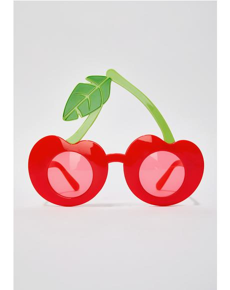Juicy Snack Sunglasses