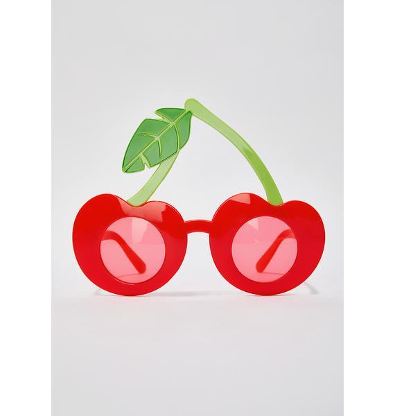 Juicy Snack Sunglasses