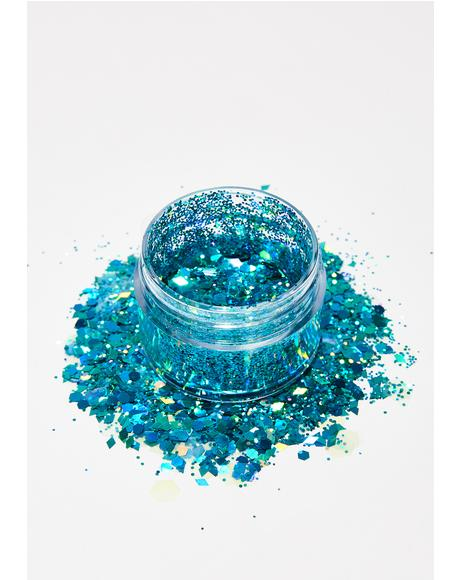 Deep Sea Mermaid Glitter