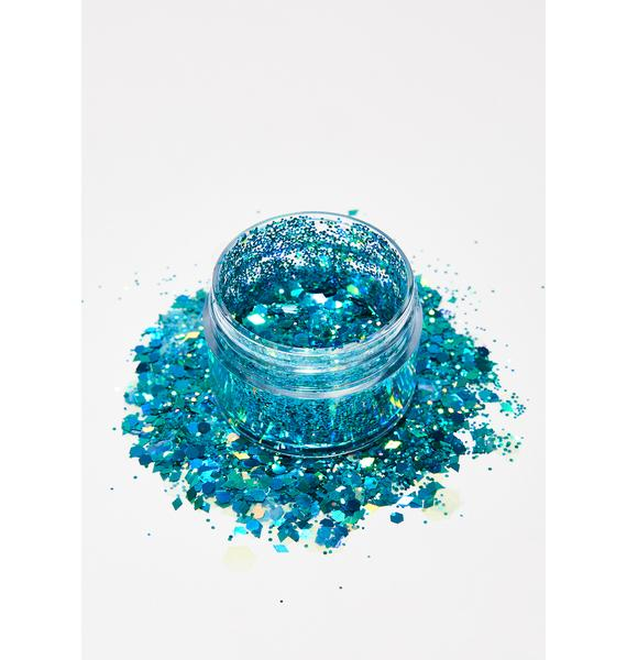 The Gypsy Shrine Deep Sea Mermaid Glitter