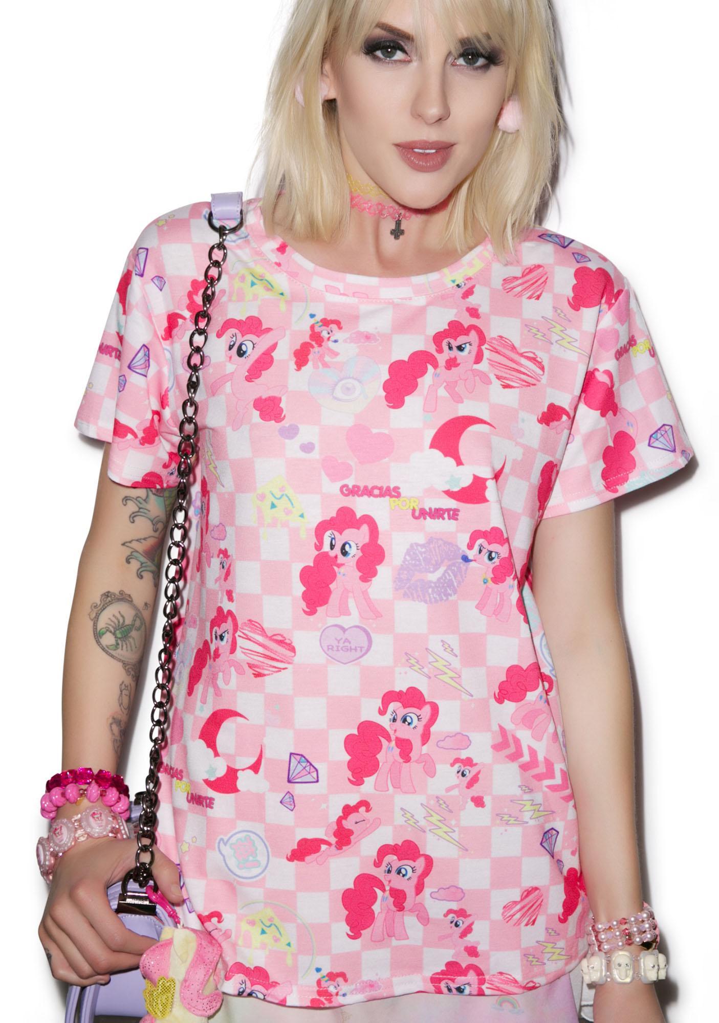 Pinkie Pony Pie Tee