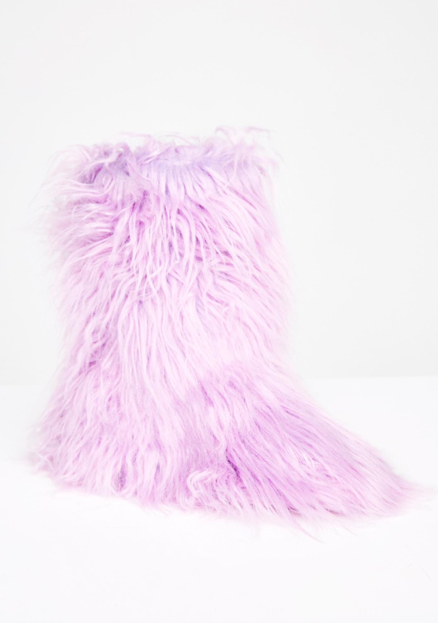 Rocket Dog Furry Slippers