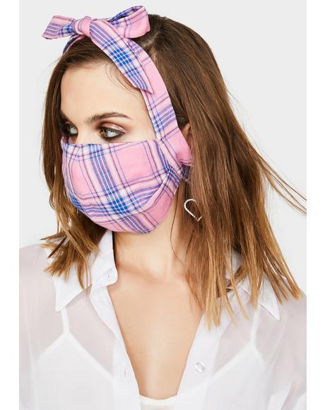 Classy Clique Face Mask