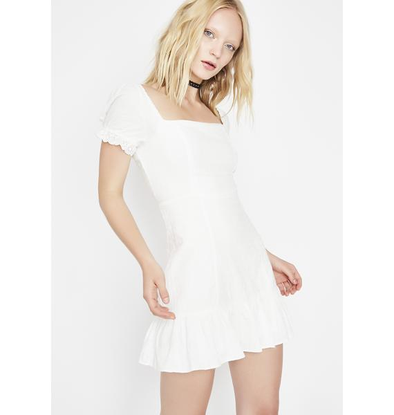Earth Angel Babydoll Dress