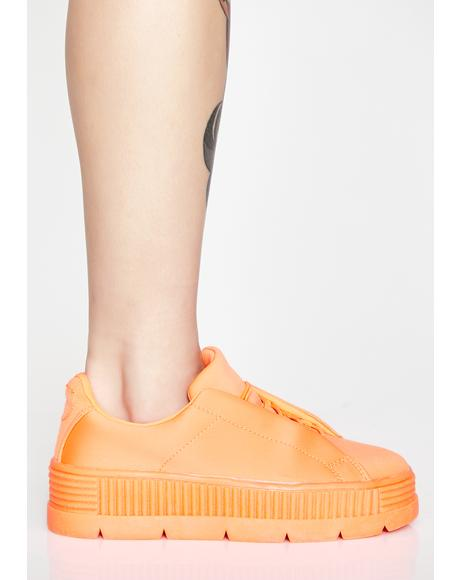 Juicy Anti-Gravity Platform Sneakers