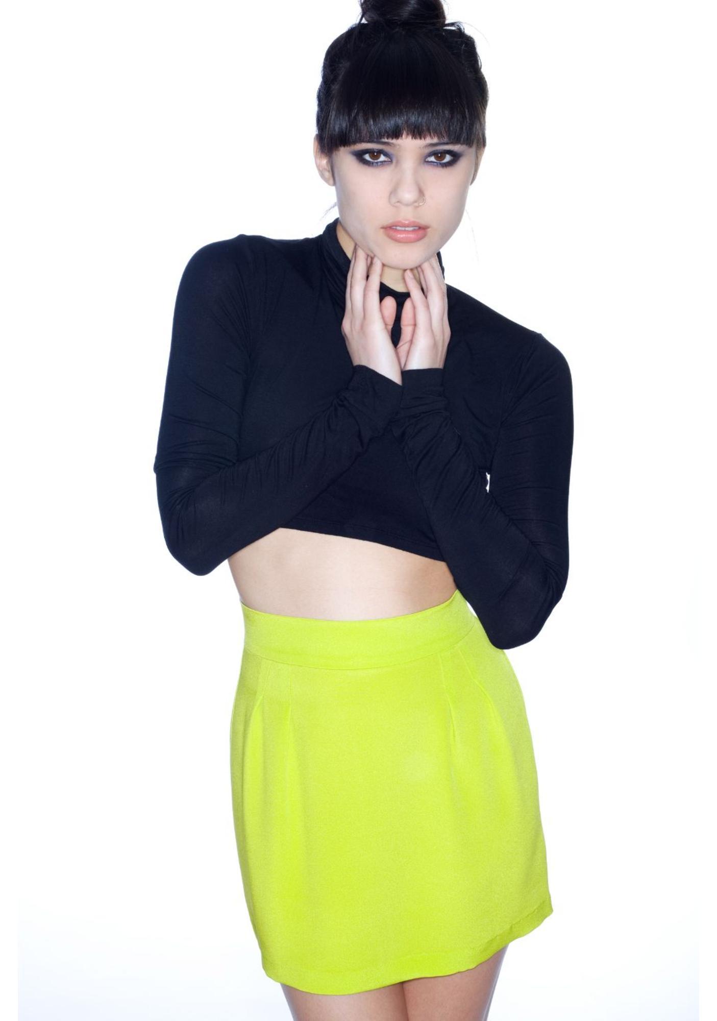 Naven Skinny Mini Skirt