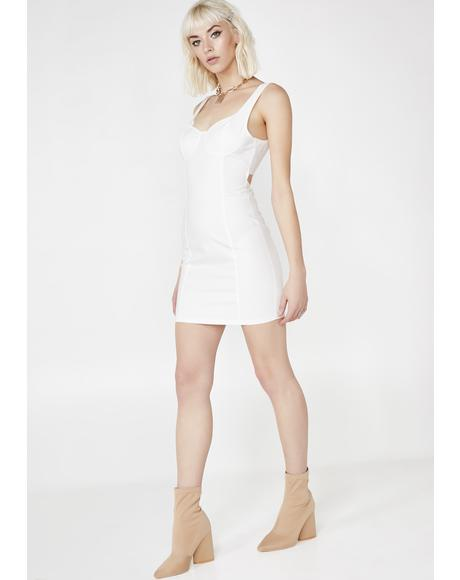 Lyrical Honey Bodycon Dress