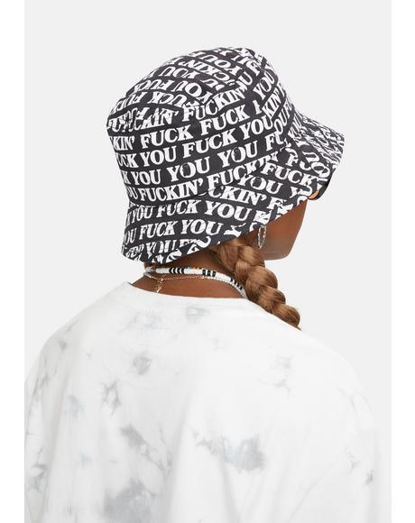 Eff You Bucket Hat