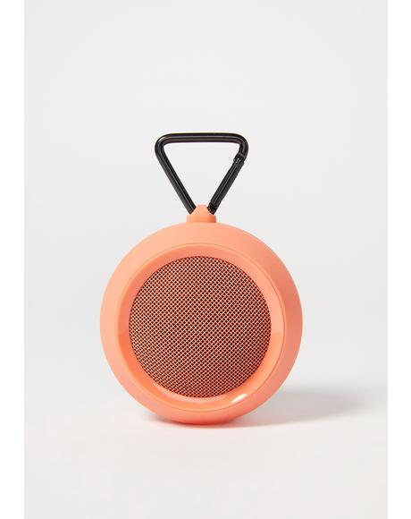 Cantaloupe Sound Sphere Portable Speaker