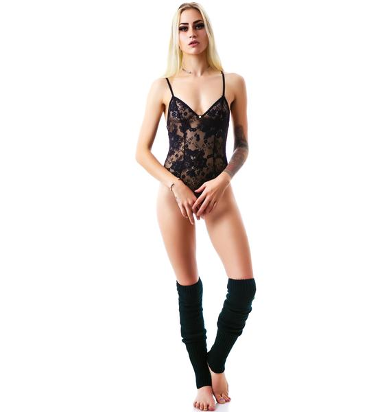 Gooseberry Intimates Edgy Body Suit
