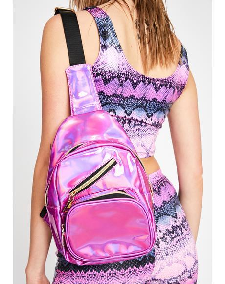 Street Cosmos Crossbody Bag