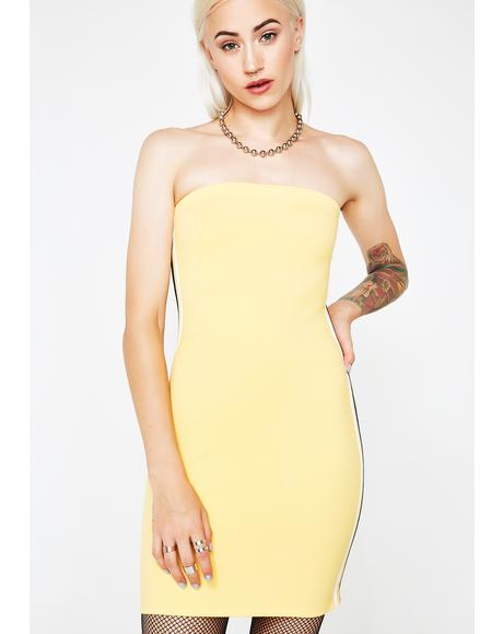 Dead Weight Tube Dress