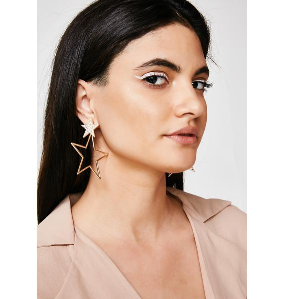 Double The Wishes Earrings