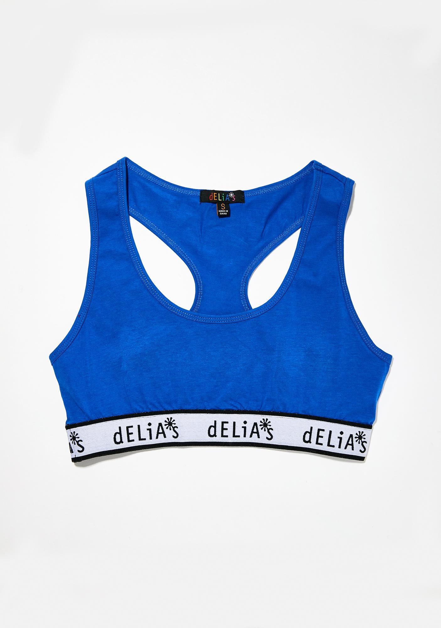 dELiA*s by Dolls Kill Sky dELiA's Sports Bra