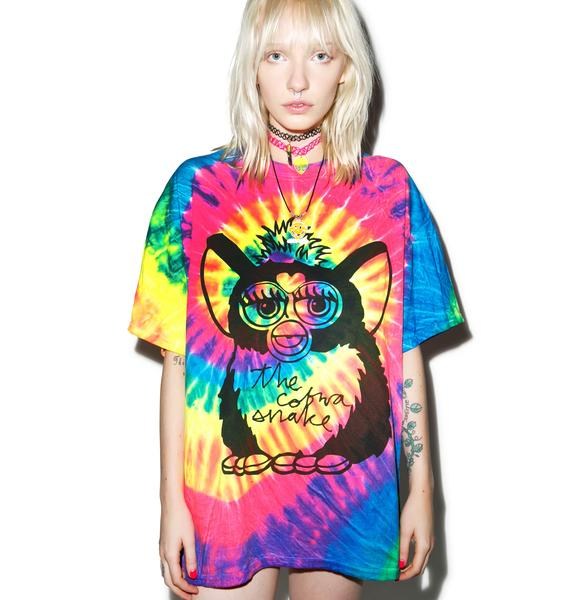 The Cobra Snake Furbadelic Tee